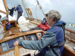 Polly Agatha - Charter and Corporate Sailings - Gallery
